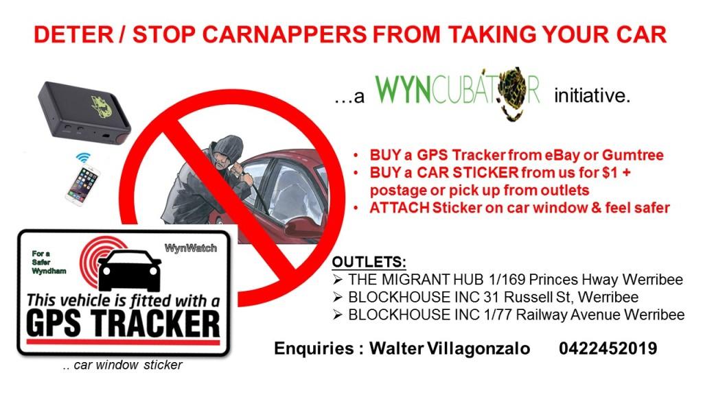 Car Window Sticker for GP...