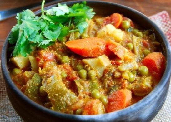 Veg Curry (Vegan)