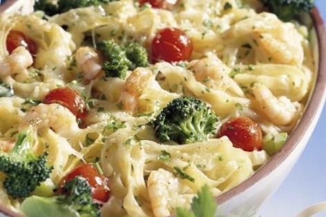 Vegetable Pasta Casserole
