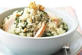 Chicken & Spinach Risotto