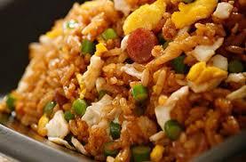 Chicken Sausage w Savoury Rice