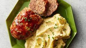 MeatLoaf, Mustard Gravy & Mash